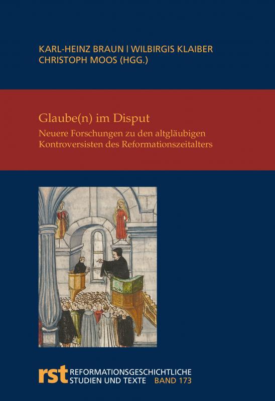 Cover-Bild Glaube(n) im Disput
