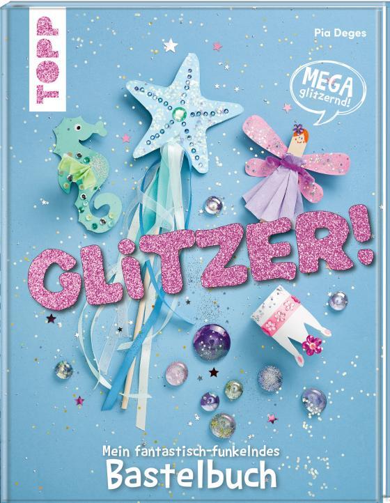 Cover-Bild Glitzer!