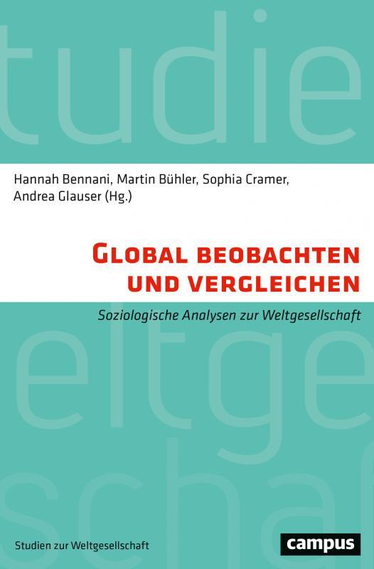 Cover-Bild Global beobachten und vergleichen