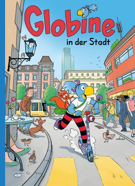 Cover-Bild Globine in der Stadt