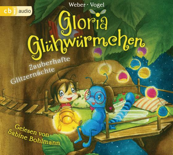 Cover-Bild Gloria Glühwürmchen
