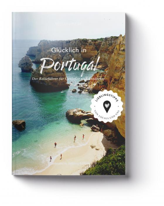 Cover-Bild Glücklich in Portugal