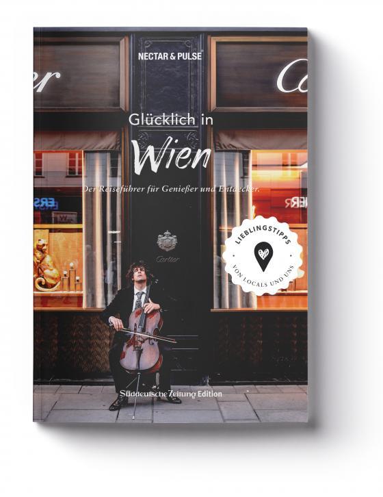 Cover-Bild Glücklich in Wien