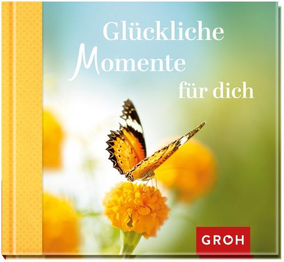 Cover-Bild Glückliche Momente für dich