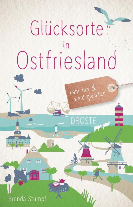 Cover-Bild Glücksorte in Ostfriesland