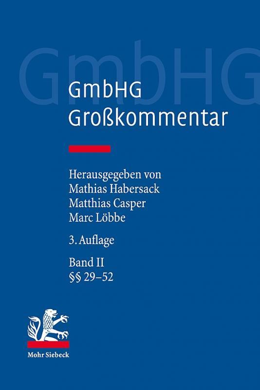 Cover-Bild GmbHG - Gesetz betreffend die Gesellschaften mit beschränkter Haftung
