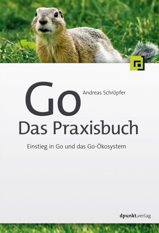 Cover-Bild Go – Das Praxisbuch
