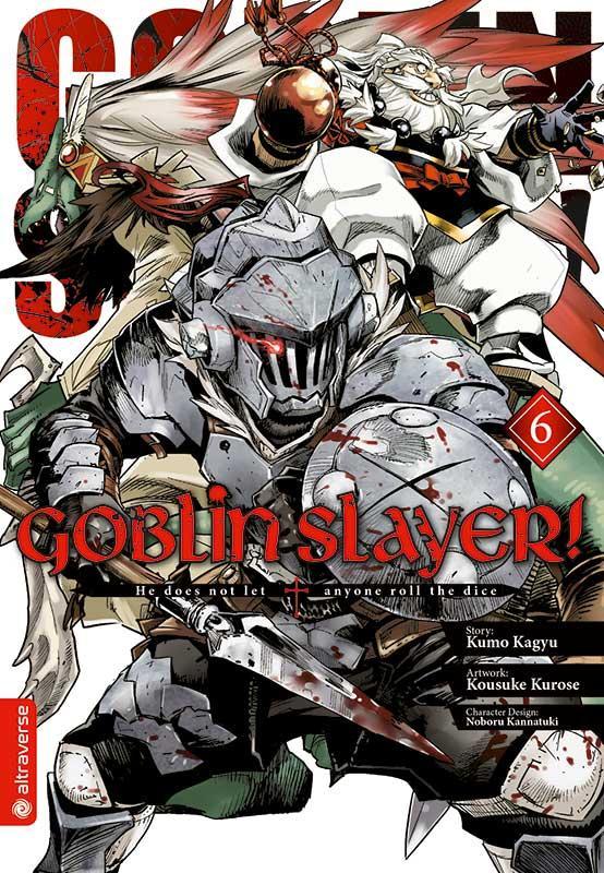Cover-Bild Goblin Slayer! 06