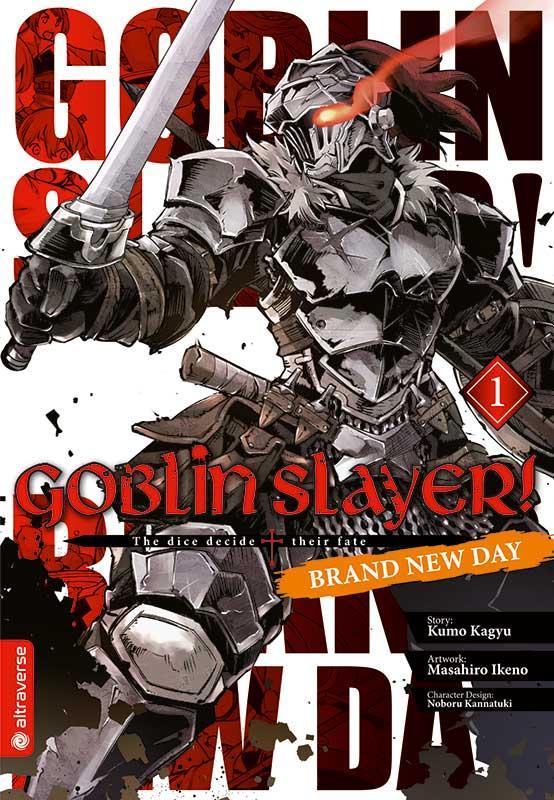 Cover-Bild Goblin Slayer! Brand New Day 01
