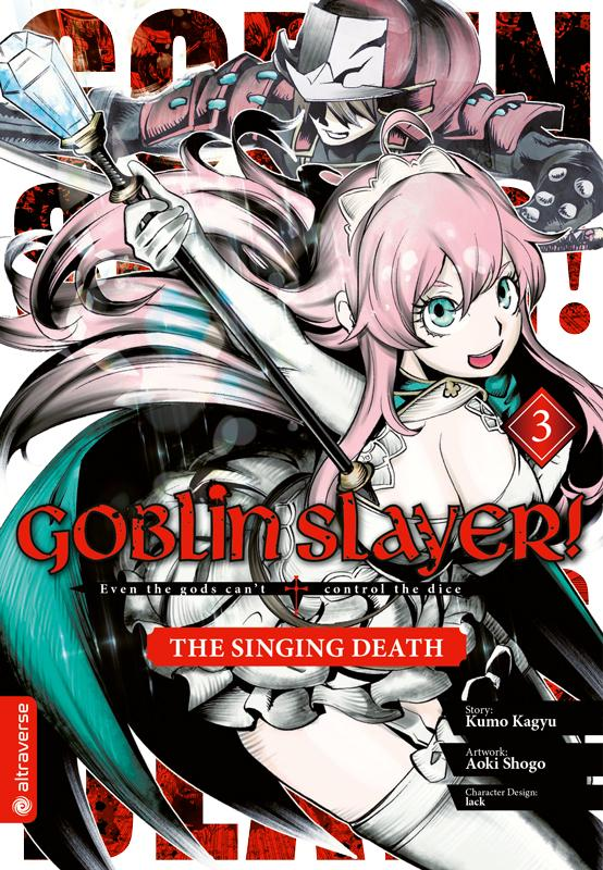 Cover-Bild Goblin Slayer! The Singing Death 03