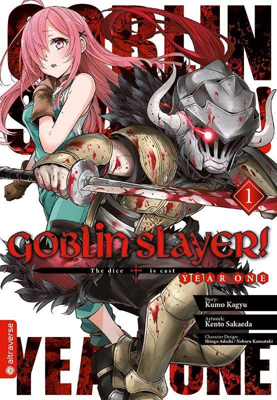 Cover-Bild Goblin Slayer! Year One 01