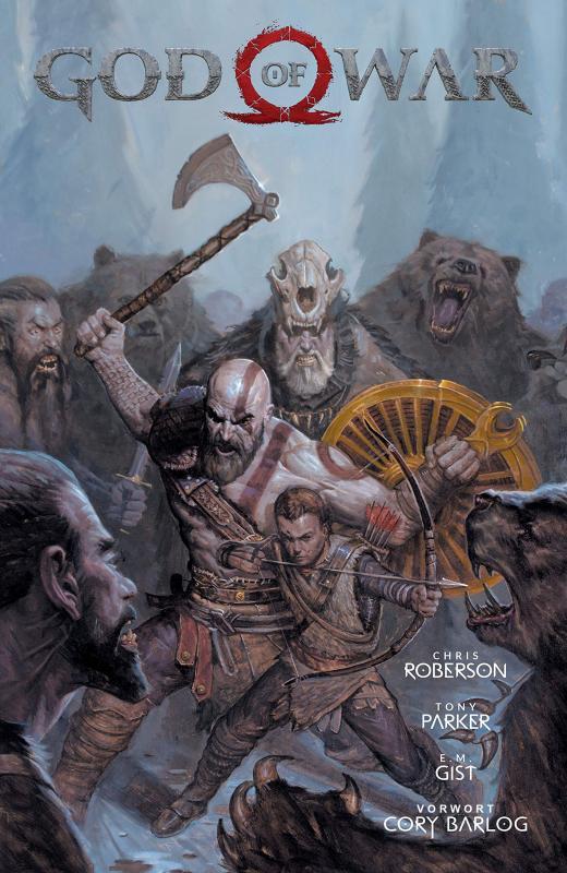 Cover-Bild God of War
