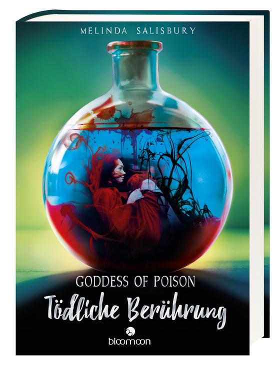 Cover-Bild Goddess of Poison - Tödliche Berührung