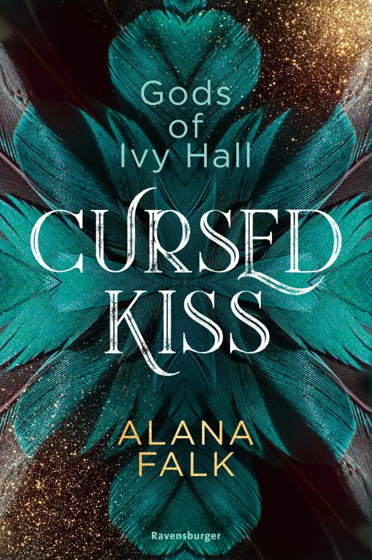 Cover-Bild Gods of Ivy Hall, Band 1: Cursed Kiss