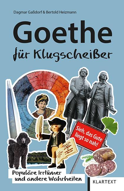 Cover-Bild Goethe für Klugscheißer