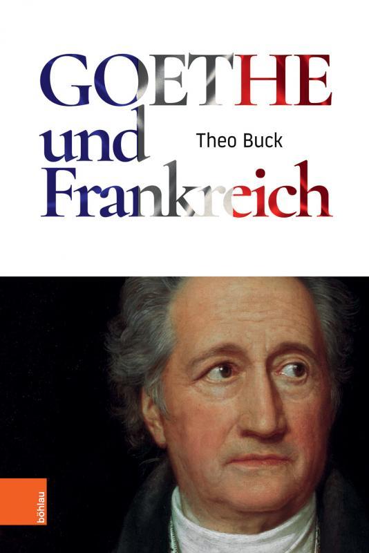 Cover-Bild Goethe und Frankreich