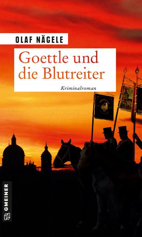 Cover-Bild Goettle und die Blutreiter