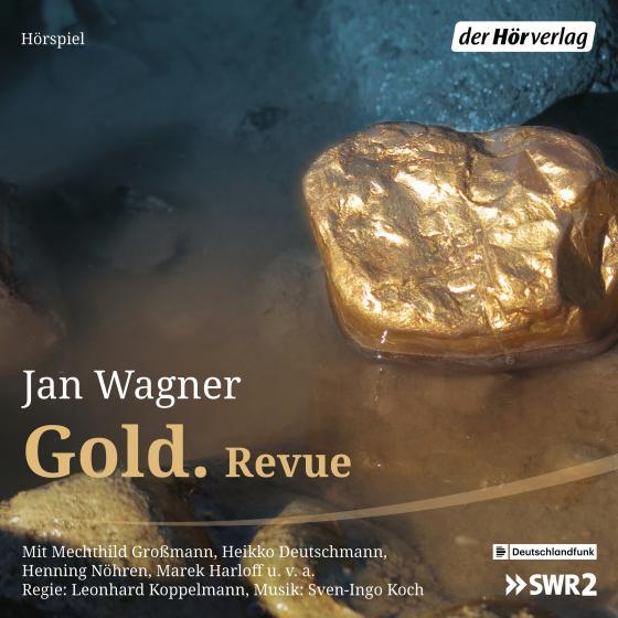 Cover-Bild Gold. Revue