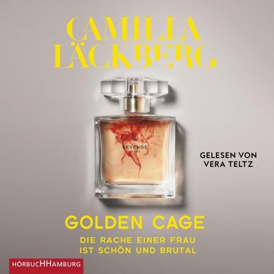 Cover-Bild Golden Cage. Die Rache einer Frau ist schön und brutal. (Golden Cage 1)
