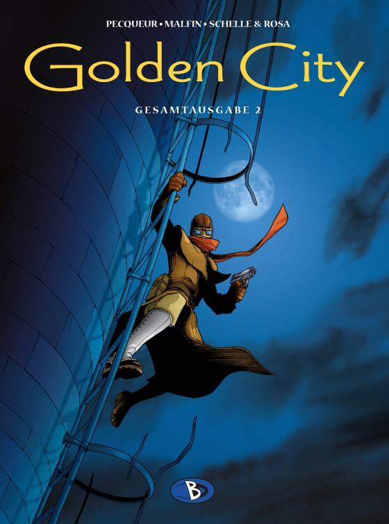 Cover-Bild Golden City