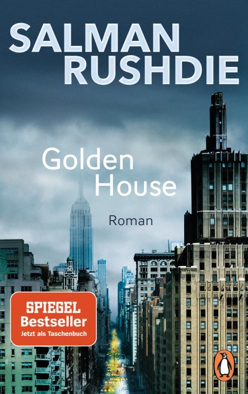 Cover-Bild Golden House