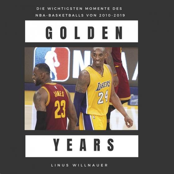 Cover-Bild Golden Years
