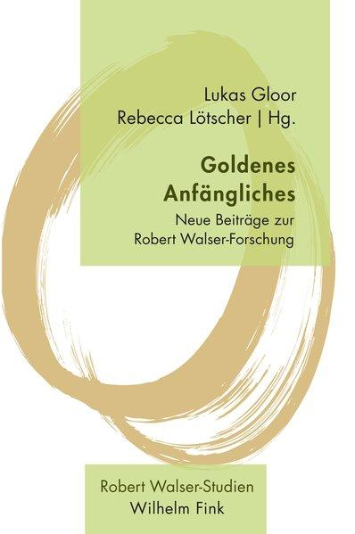 Cover-Bild Goldenes Anfängliches