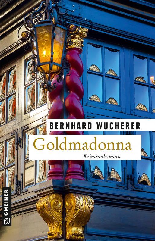 Cover-Bild Goldmadonna