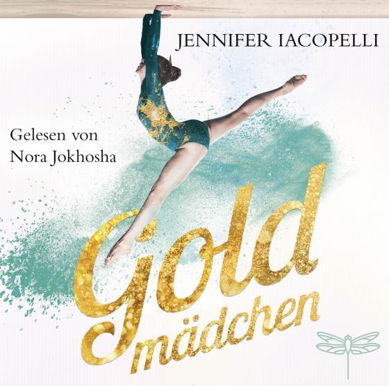 Cover-Bild Goldmädchen