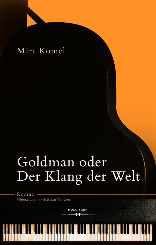 Cover-Bild Goldman oder Der Klang der Welt