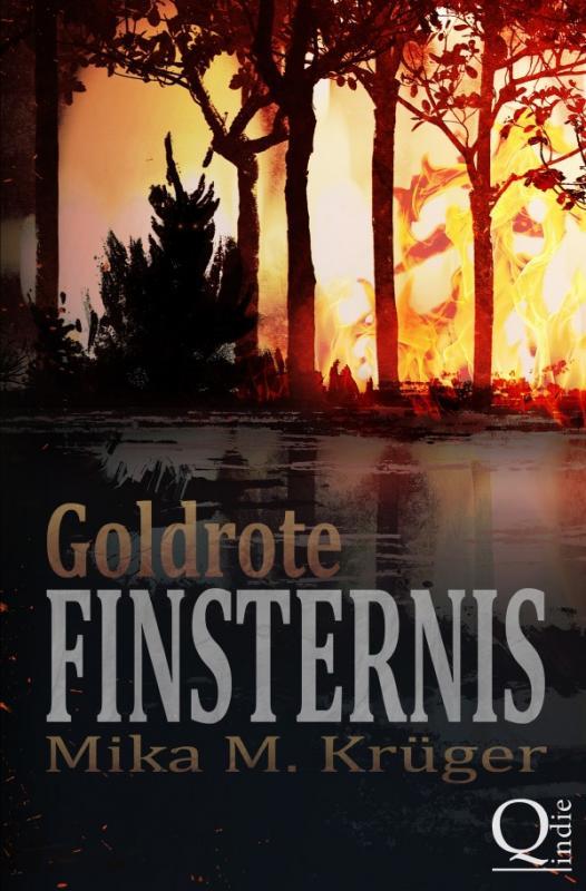 Cover-Bild Goldrote Finsternis