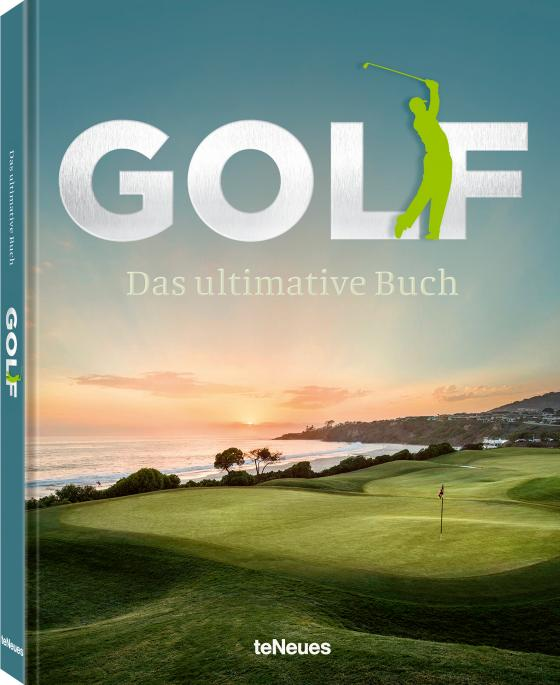 Cover-Bild Golf – Das ultimative Buch