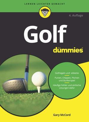 Cover-Bild Golf für Dummies