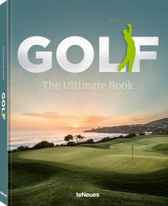 Cover-Bild Golf – The Ultimate Book