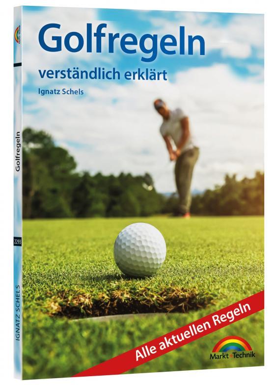 Cover-Bild Golfregeln verständlich erklärt