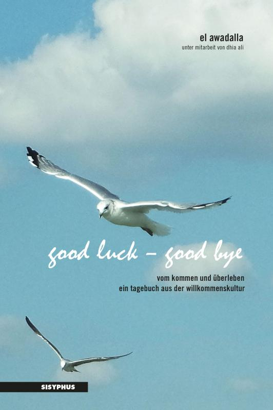 Cover-Bild good luck – good bye