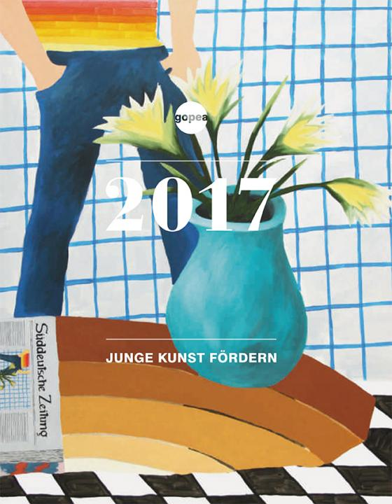 Cover-Bild GOPEA 2017: Junge Kunst fördern