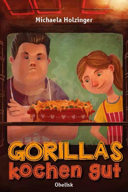 Cover-Bild Gorillas kochen gut
