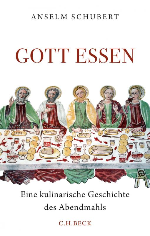 Cover-Bild Gott essen