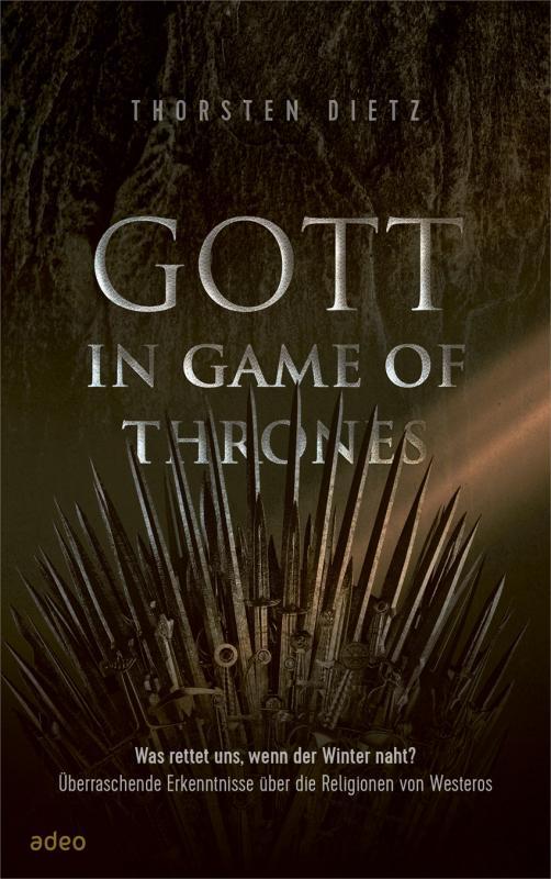 Cover-Bild Gott in Game of Thrones