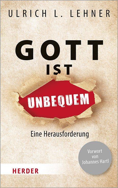 Cover-Bild Gott ist unbequem