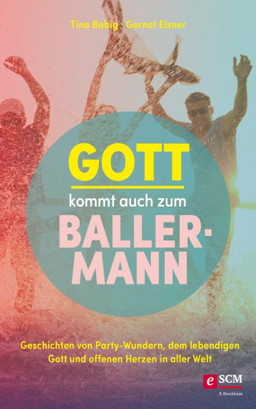 Cover-Bild Gott kommt auch zum Ballermann