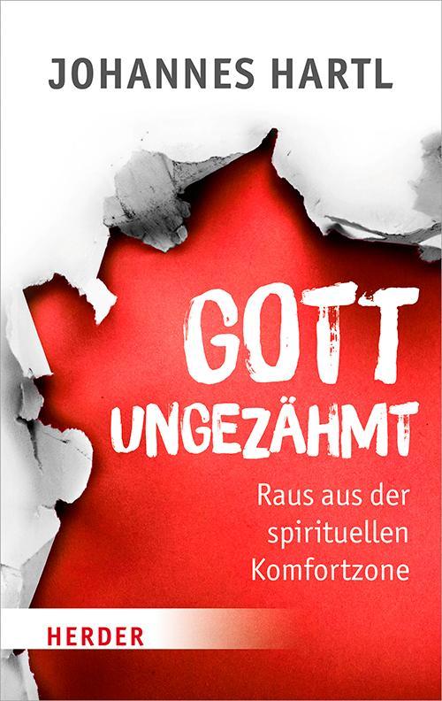 Cover-Bild Gott ungezähmt