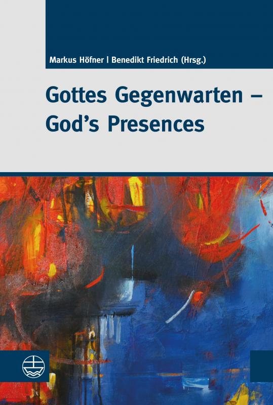 Cover-Bild Gottes Gegenwarten – God's Presences