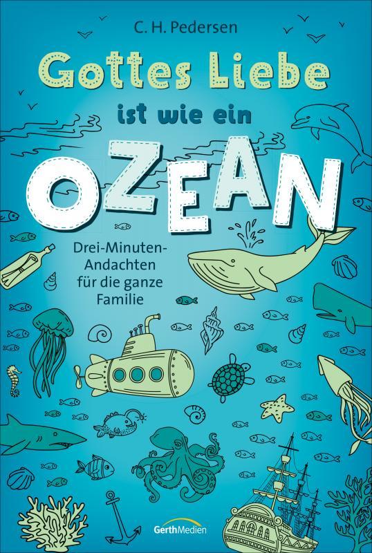 Cover-Bild Gottes Liebe ist wie ein Ozean (eBook)