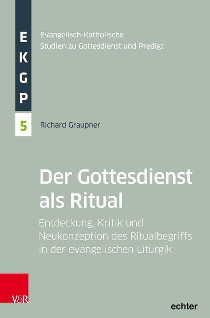 Cover-Bild Gottesdienst als Ritual
