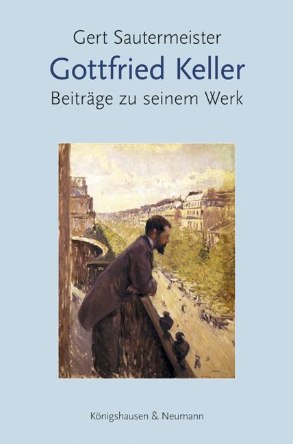 Cover-Bild Gottfried Keller