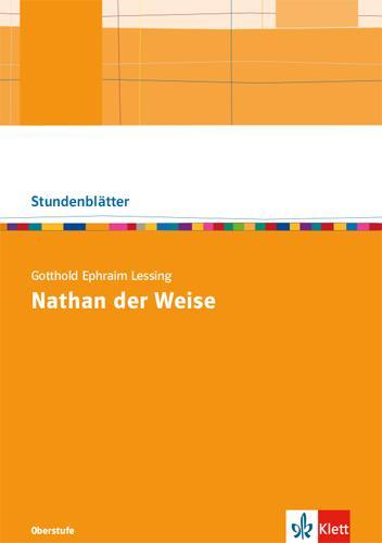 Cover-Bild Gotthold Ephraim Lessing: Nathan der Weise