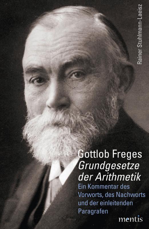 "Cover-Bild Gottlob Freges ""Grundgesetze der Arithmetik"""