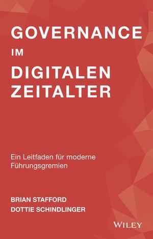 Cover-Bild Governance im digitalen Zeitalter